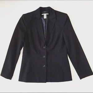 Nine West Basics 3-button blazer